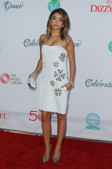 20.07 - Sarah Hyland @ Dizzy Feet Foundation's Celebration Of Dance Gala