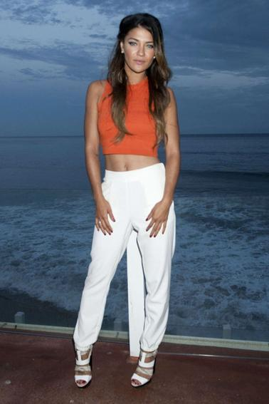 20.07 - Jessica Szhor @ Just Jared x REVOLVE Dinner, Malibu