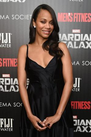 "29.07 - Zoe Saldana @ ""Guardians of the Galaxy"" Screening"