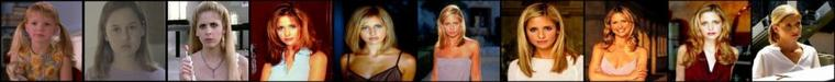 Buffy Summers Sarah Michelle Gellar