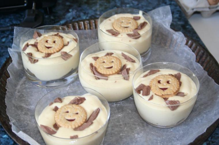 dessert facile rapide et bon la gourmandise de liline