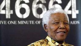 """""""Mandela Day"""" : le monde rend hommage à Madiba, qui fête ses 95 ans à l'hôpital"""