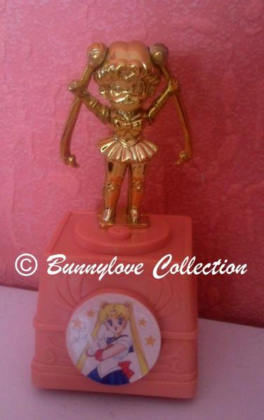 Melody Gold Figure