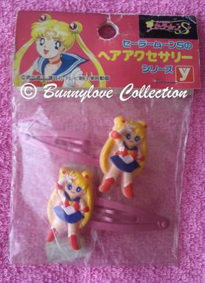 Yukata Sailor Moon S Hair Clip