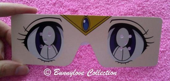 JList Sailor Moon Mercury Glasses