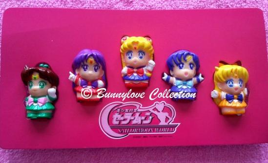 Sailor Moon World Finger Puppet
