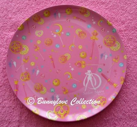 Sailor Moon Plate 1
