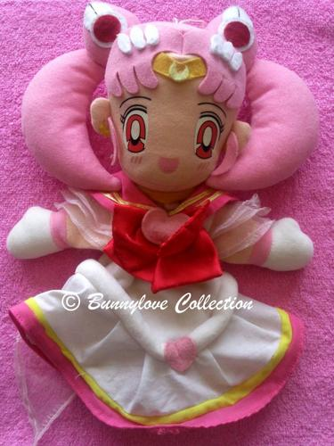 Megahouse Sailor Chibi Moon Puppet Plush