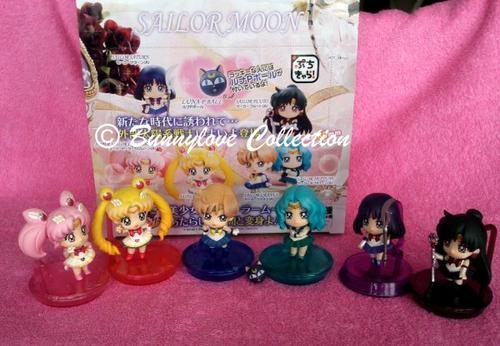 Megahouse Sailor Moon Puchi Chara Set 2 A