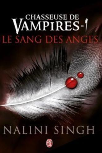 Chasseuse de vampires   Le sang des anges