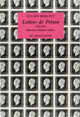 Lettres de prison de Lucien Radaguet
