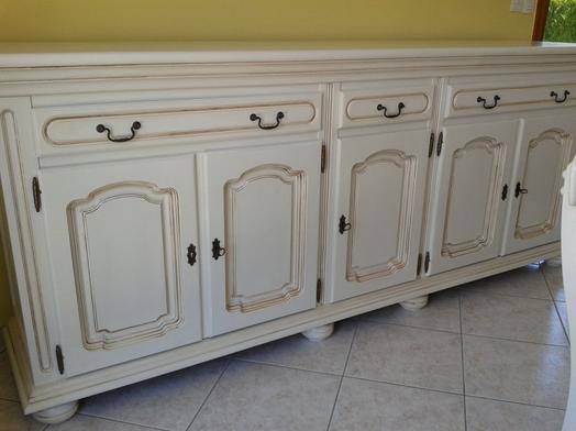 meuble en bois SANS PONCER