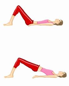 simply beauty blog fitness et poids exercices pour des fesses muscles. Black Bedroom Furniture Sets. Home Design Ideas