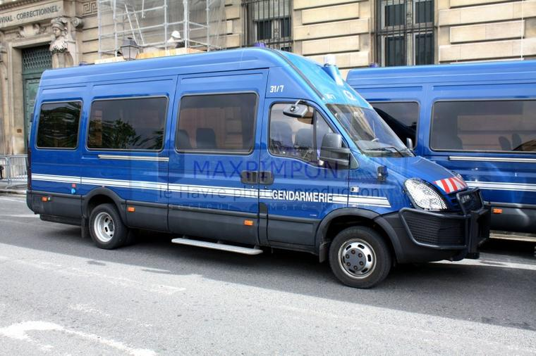 irisbus gendarmerie nationale paris 75 j 39 ai pas. Black Bedroom Furniture Sets. Home Design Ideas