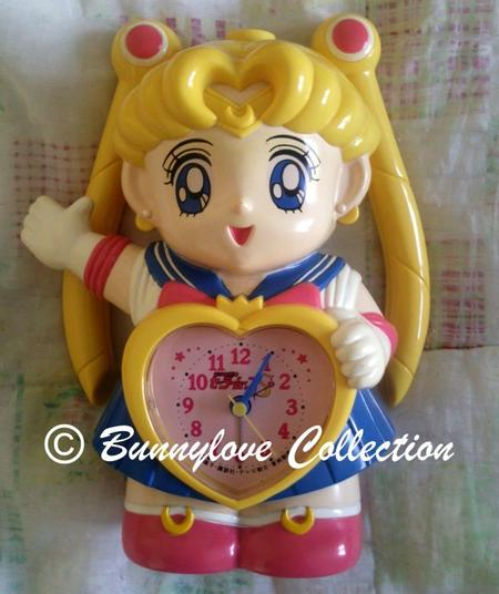 Sailor Moon S CLock