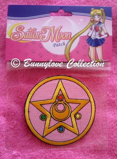 Crystal Locket Patch