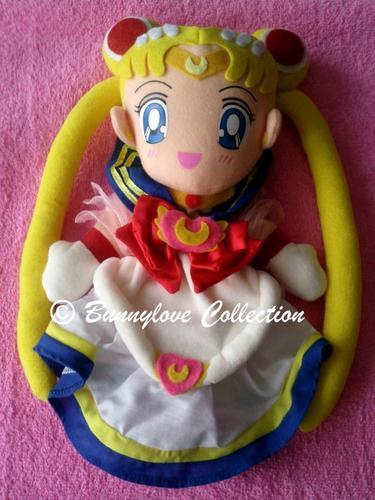 Megahouse Super Sailor Moon Puppet