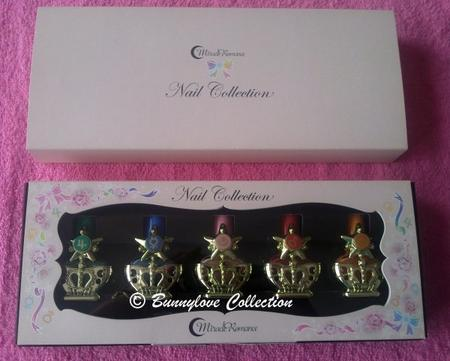 Sailor Moon Nail Collection