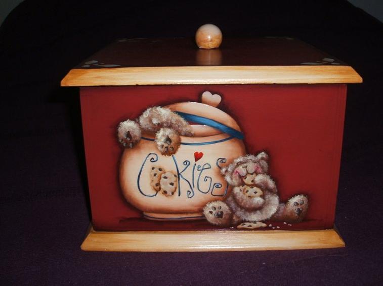 La boîte à cookies