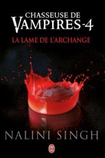 Chasseuse de vampires   La lame de l'Archange