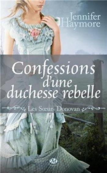 Les sœurs Donovan 2Confessions d'une duchesse rebelle